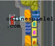 Firetruck emergency parking spiele online